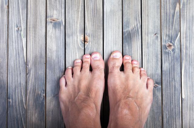 足の爪が白濁 その原因は 日本老友新聞 Ro Yu Com