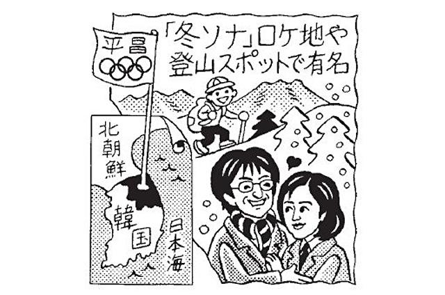 ニュースワード「江原道(カンウォンド)」