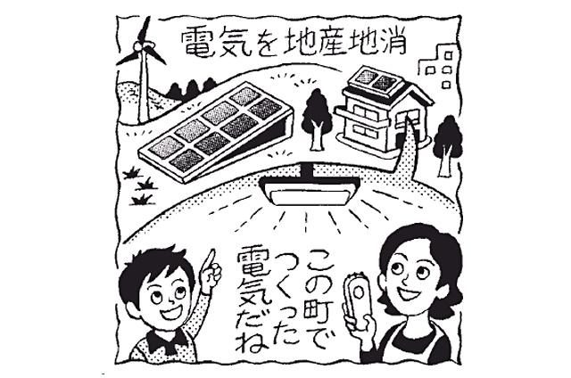 ニュースワード「市民電力」写真