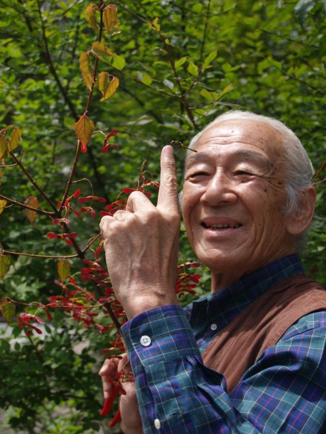 柳生博さん